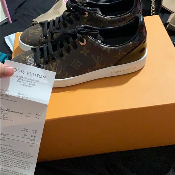 Louis Vuitton Shoes - frontrow louis vuttion sneaker